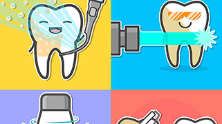 clareamento dental como funciona